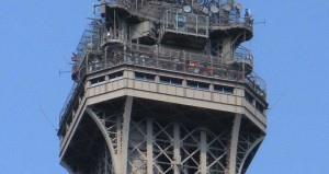 Eiffelturm 3. Etage
